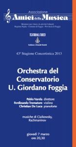 2013 - Concerto 7 marzo