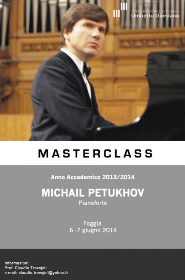 Masterclass di Pianoforte