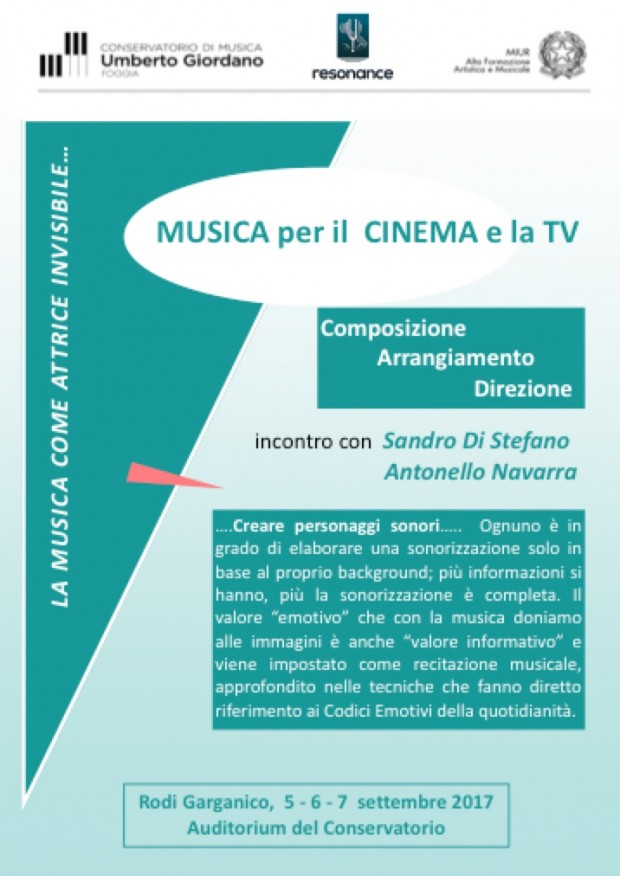 Musica per il Cinema e la TV