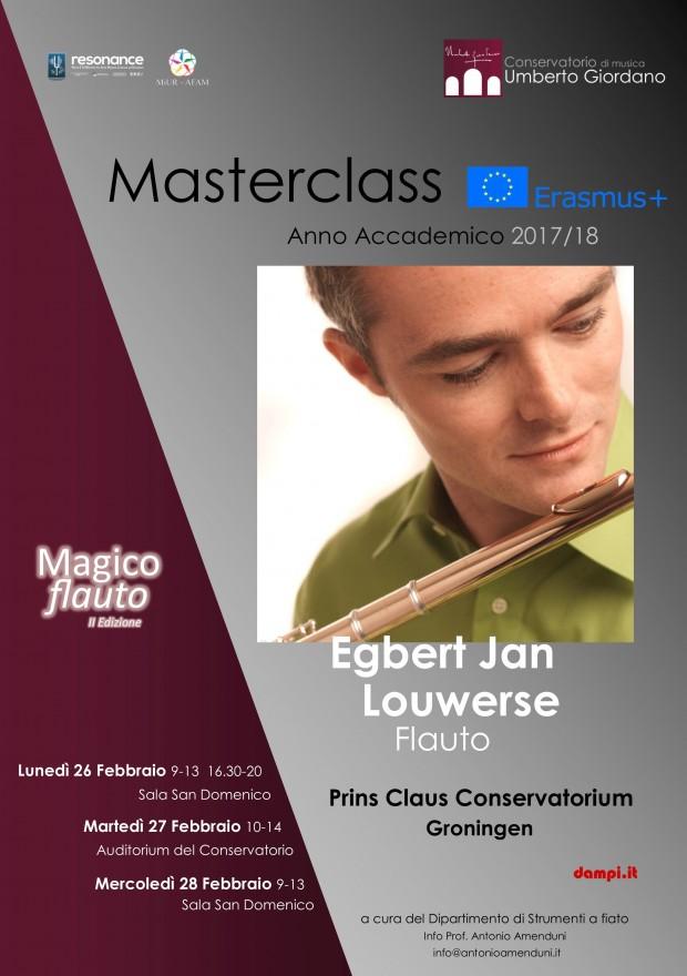 Masterclass Erasmus+