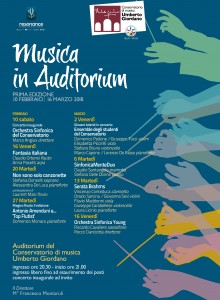 Musica in auditorium
