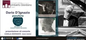 Presentazione CD – Concerto